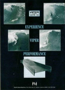 Vintage Viper ad with Mel Thoman, Fred Simpson and Terry Wade.