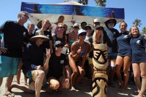 Team Trophy winners: Pine St. from Carlsbad Photo: Rod Hepburn