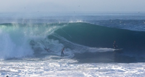 Bodysurfer Robin Mohr