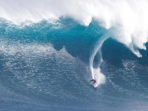 Shane Dorian at Jaws  by: Bruno Lemos