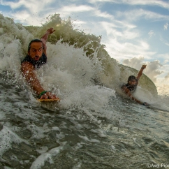 Bodysurfing Italy Image: Axel Piperno/Ocyan Aquashots
