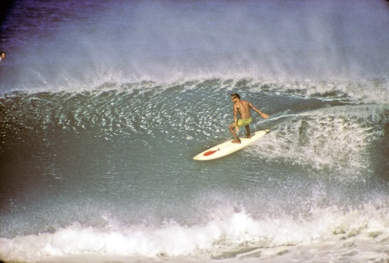 Eddie Aikau could bodysurf by Jeff Divine