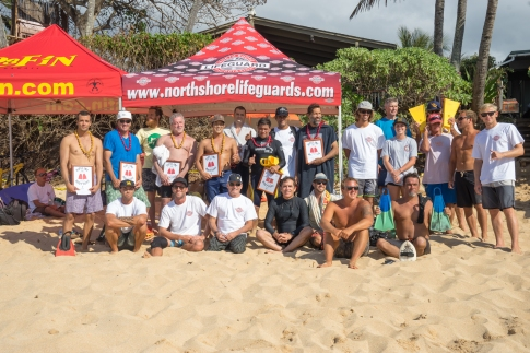There have been community based bodysurfing competitions throughout Hawaii for decades. Photo by: David Rubuliak @drubu