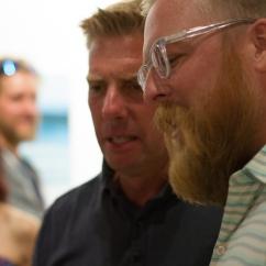 Wedge Crew guys Panama Rick and Starky