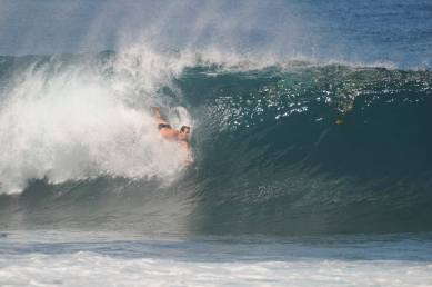Peirsol at Pipeline. Photo: Greg Rice