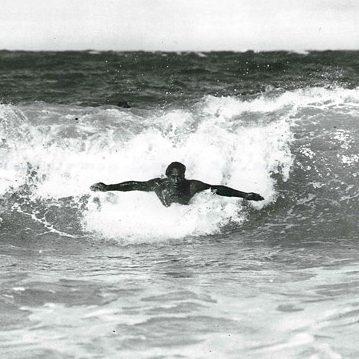 Duke the Bodysurfer.