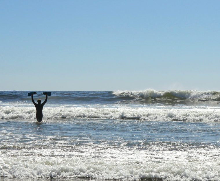 fins-up