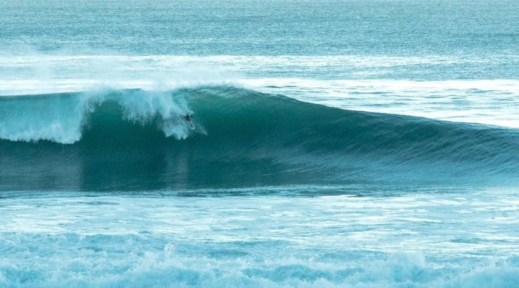 Bodysurfing Blacks