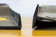 The second generation and original Viper surfing fins.