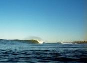 Oceanside Santa Ana wind.