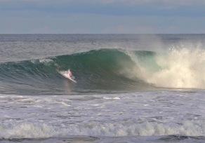 Nicaragua bodysurf surf