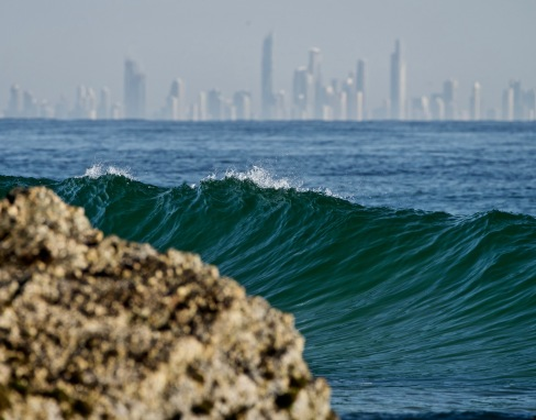 View from Snapper Rocks